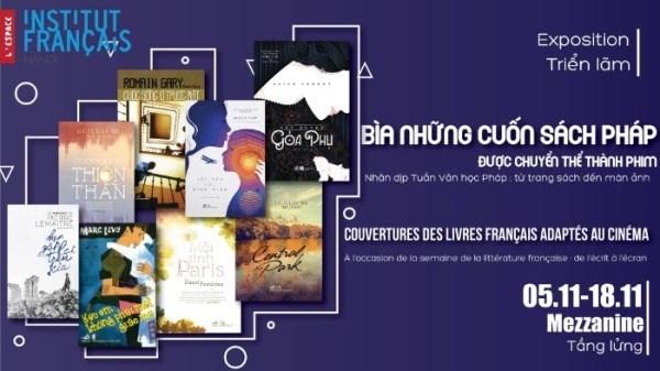 Semaine de la littérature française à Hanoi