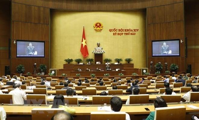 AN: les députés adopteront la résolution sur les prévisions budgétaires pour 2019