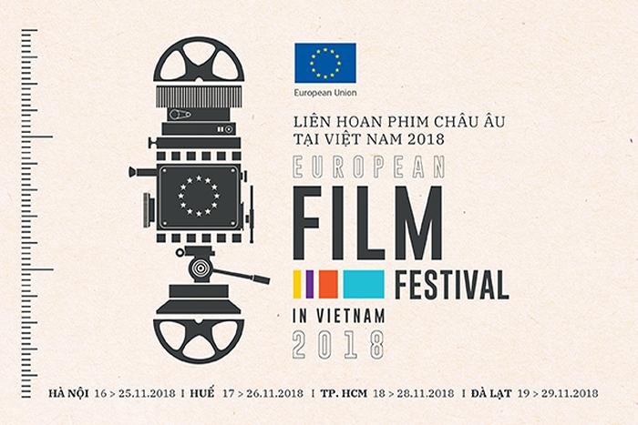 Festival du film européen 2018 dans 4 grandes villes vietnamiennes