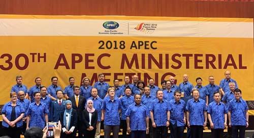 APEC : le Vietnam souligne l