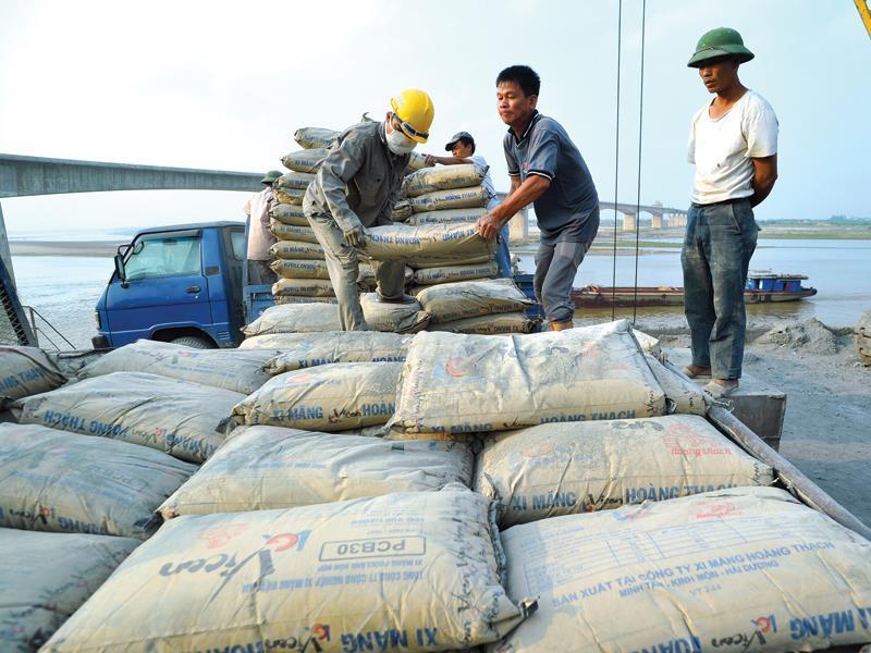 Hausse spectaculaire des exportations nationales de ciment et de clinker en Chine