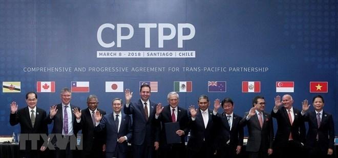 L'Accord de partenariat trans-pacifique global et progressiste en discussion à Tokyo