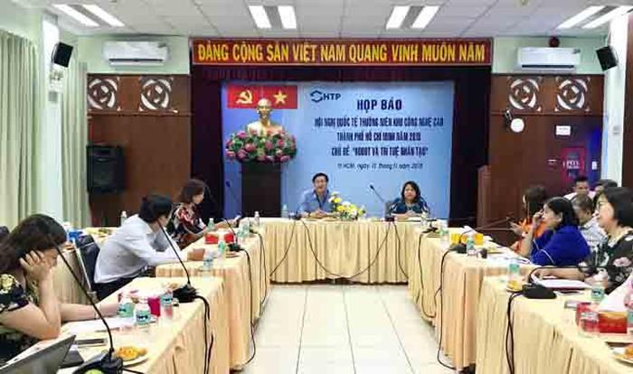 Le parc technologique de Saigon tiendra une conférence internationale annuelle en novembre