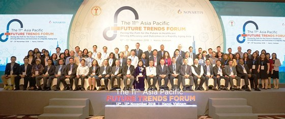 11e Forum sur les tendances futures du secteur de la santé en Asie-Pacifique
