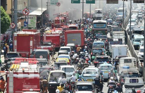 L'Indonésie appliquera le système de supervision électronique de la circulation à partir de 2019