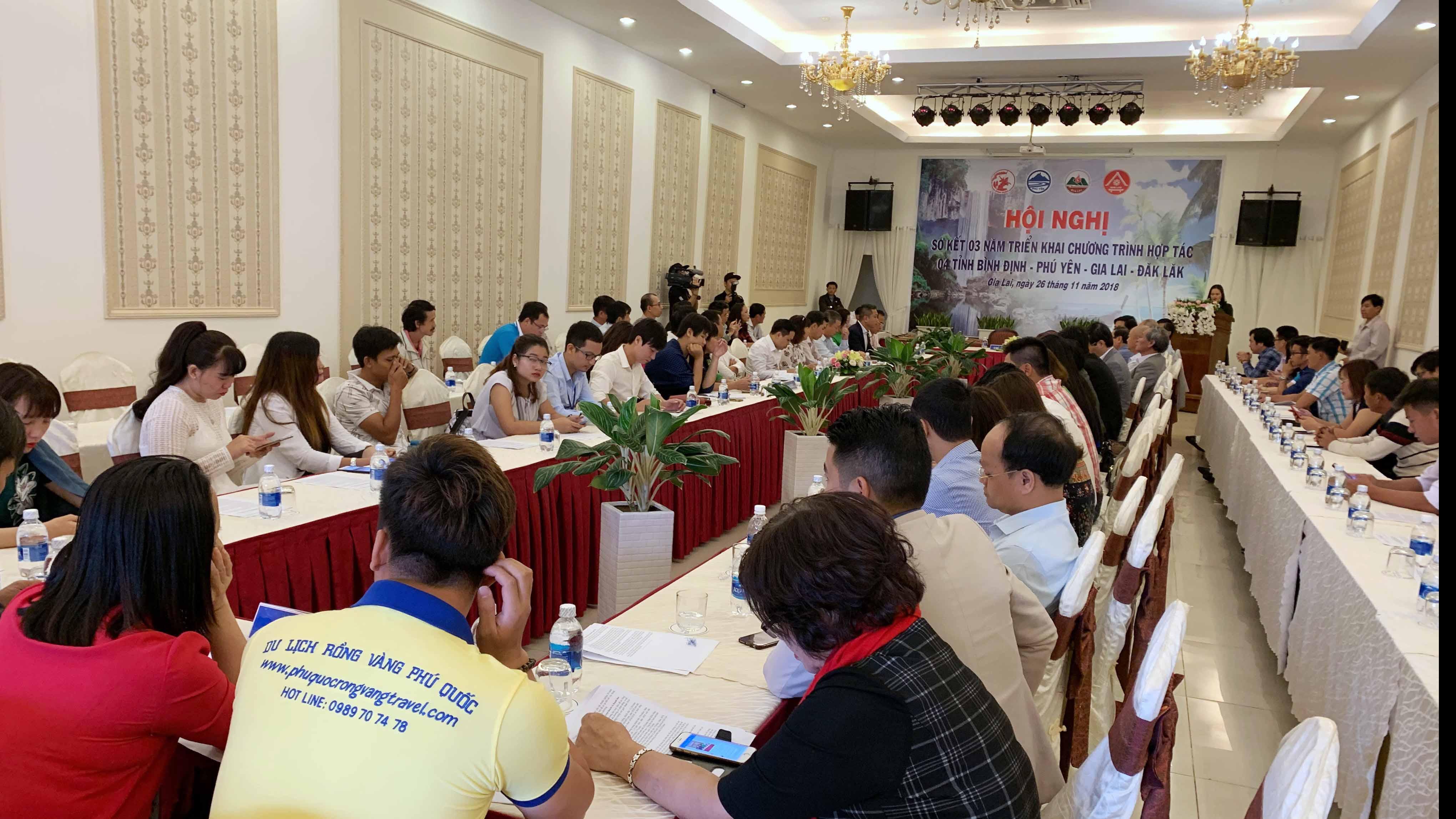 Coopération au développement du tourisme dans quatre provinces des Hauts plateaux du centre