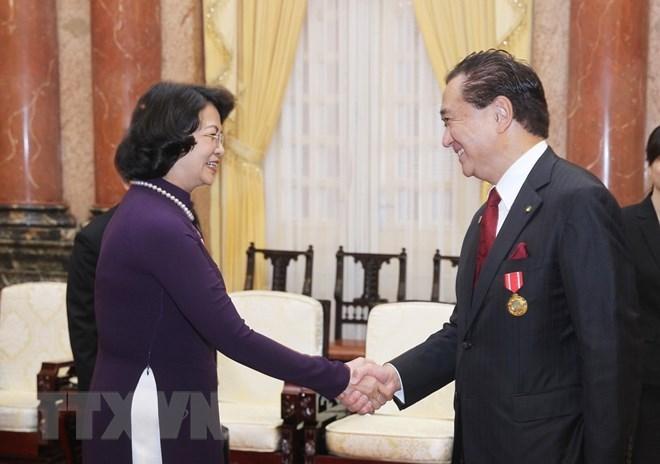 Activités de la délégation de la préfecture japonaise de Kanagawa au Vietnam