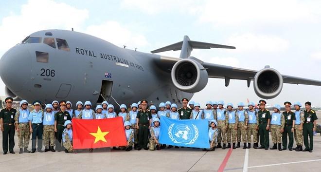 Amélioration de la compétence du Vietnam dans les opérations de maintien de la paix de l'ONU