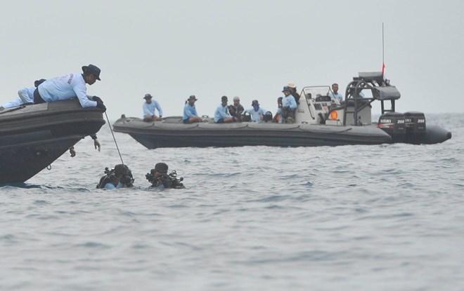 Crash d'avion en Indonésie : les recherches de corps des victimes devraient durer 3 jours en plus