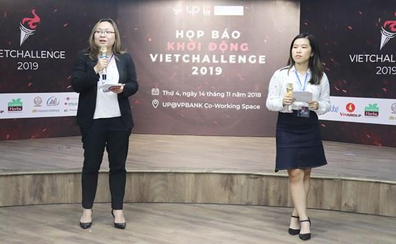 Lancement du concours de startup pour les Vietnamiens à travers le monde