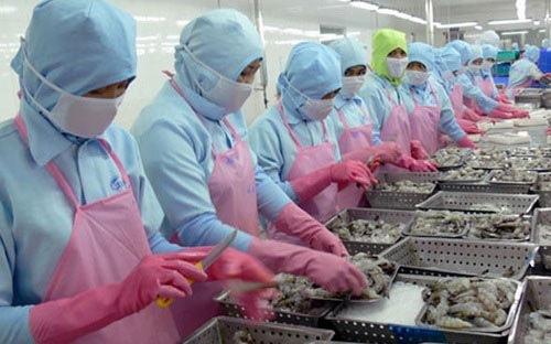 Fourniture de produits aquatiques au Vietnam: l'Inde en tête