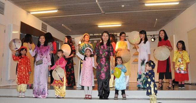 La Fête des familles vietnamiennes en Belgique