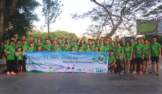 """Bientôt le programme """"Pour un environnement vert 2018"""" à Hanoï"""