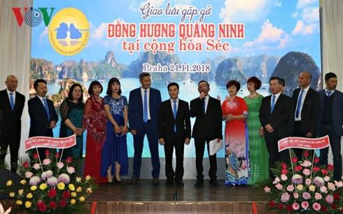 L'association des compatriotes de Quang Ninh en R. tchèque voit le jour