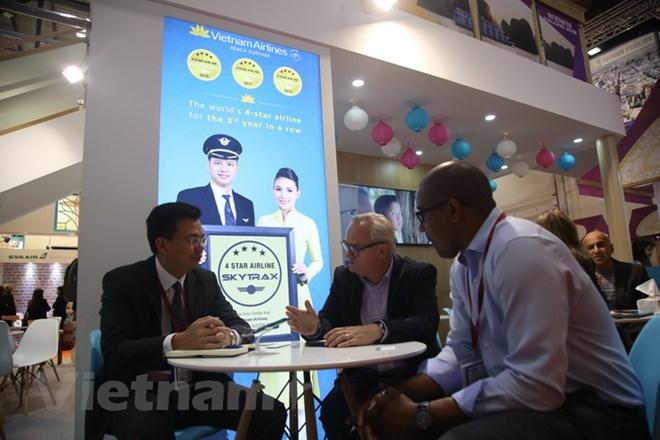 Les produits touristiques du Vietnam attirent l'attention au WTM 2018