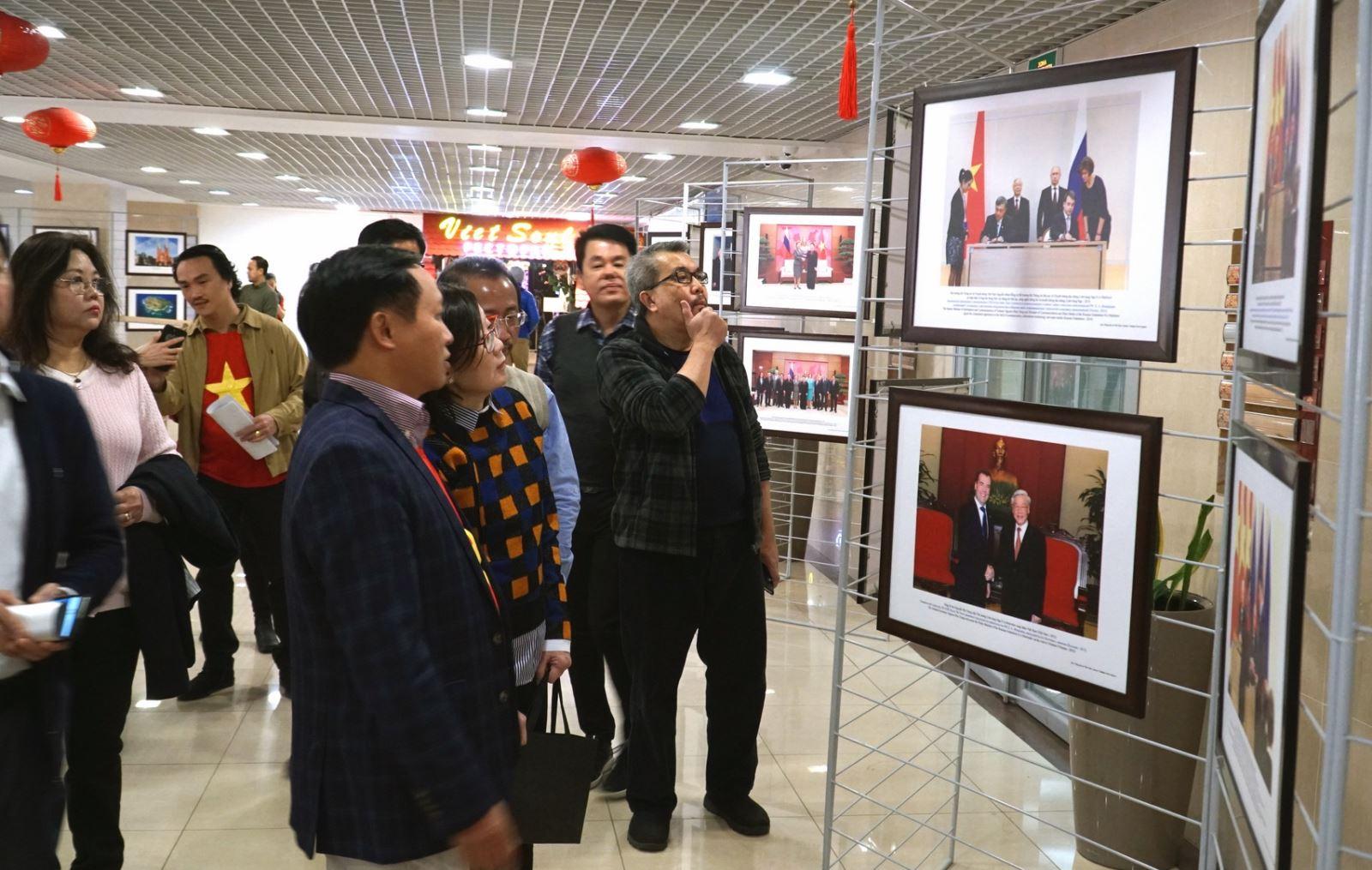 Célébration de la Journée de la famille de l'ASEAN à Moscou