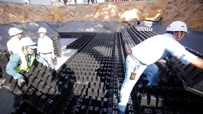Hô Chi Minh-Ville va construire 6 réservoirs souterrains anti-inondation