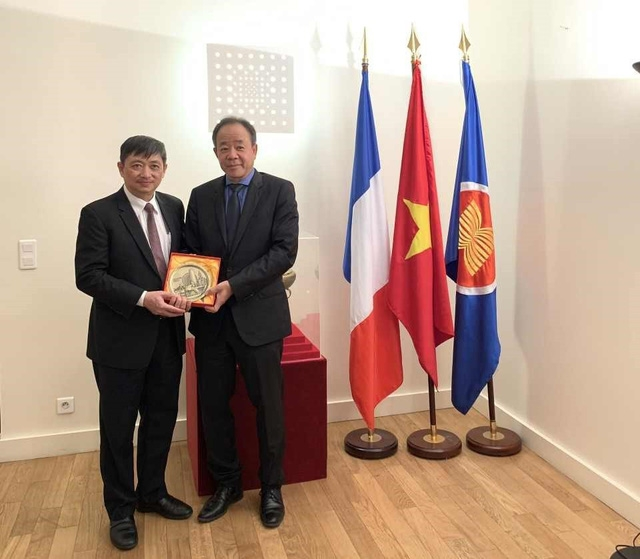 Promotion du tourisme du Centre du Vietnam en Europe