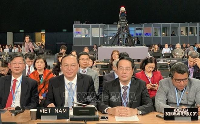 COP24 : Le Vietnam œuvre à l'application de l'Accord de Paris