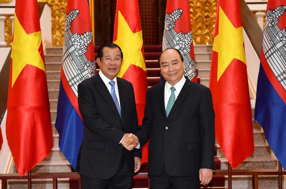 Le PM Nguyên Xuân Phuc s