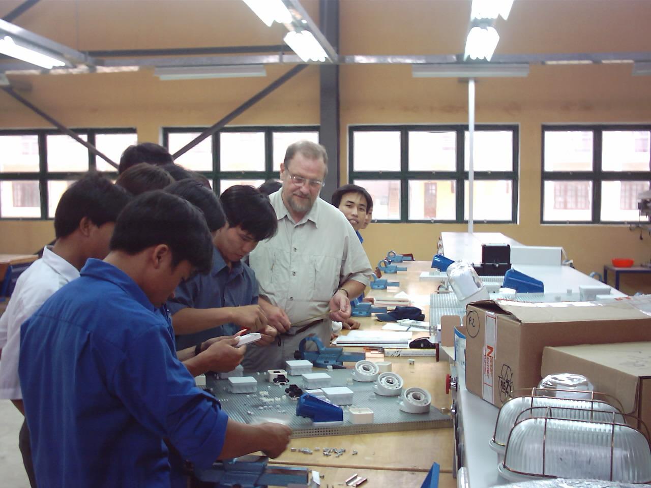 78 millions de dollars pour améliorer la qualité des ressources humaines au Vietnam