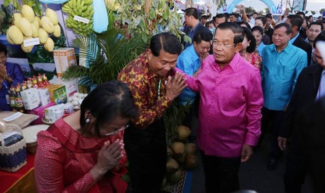 Le 7e Festival de la mer du Cambodge s'ouvre à Koh Kong
