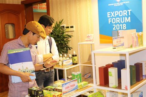 Les marchés de l'ASEAN et de la Chine au cœur du Forum de l'exportation 2018