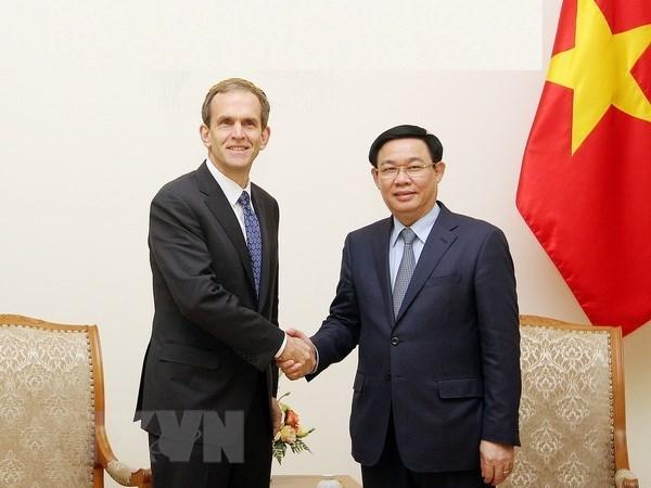 Google cherche à ouvrir un bureau de représentation au Vietnam
