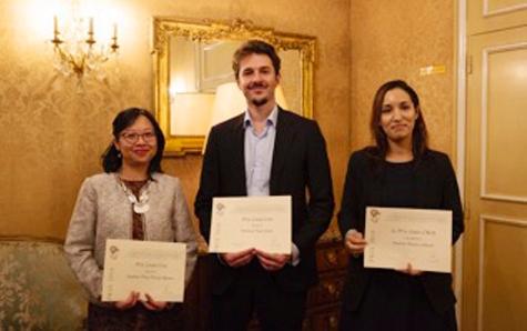 Éducation française: une Vietnamienne à l'honneur