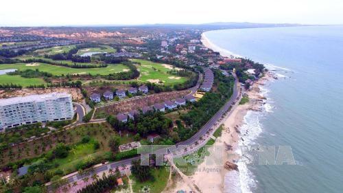 Binh Thuan accueille 5,7 millions de touristes en 2018