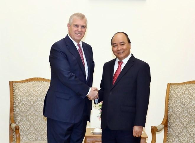 Promotion de la coopération entre le Vietnam et le Royaume-Uni