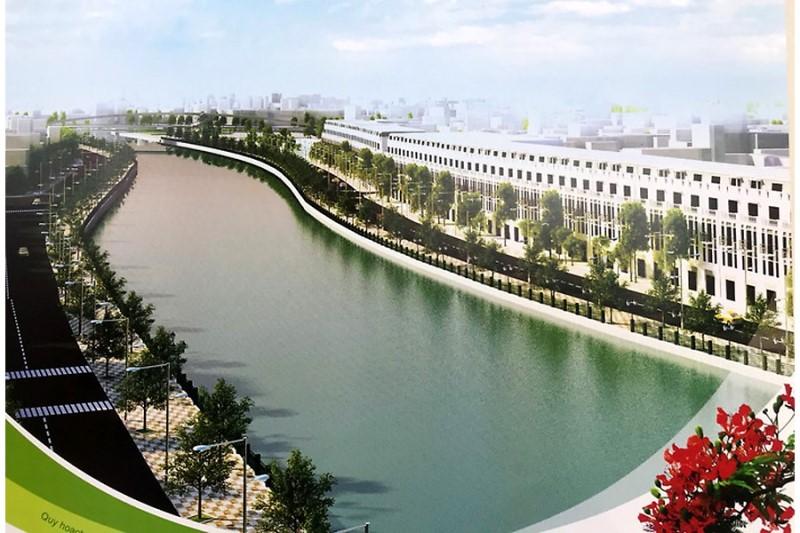 Hai Phong ouvrira une nouvelle rue piétonne le long de la rivière de Tam Bac