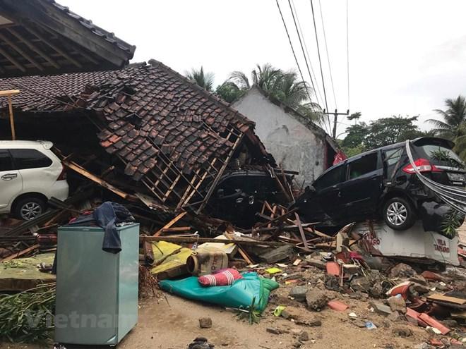 Tsunami en Indonésie: le bilan s
