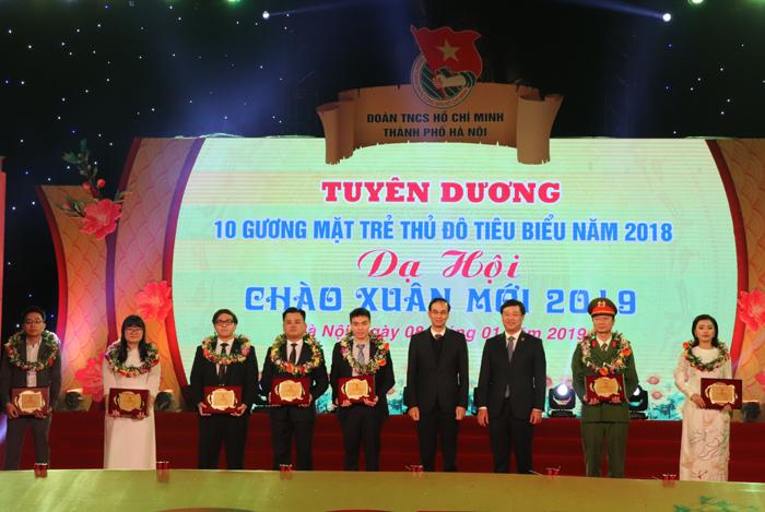 Dix jeunes exemplaires de la capitale à l'honneur