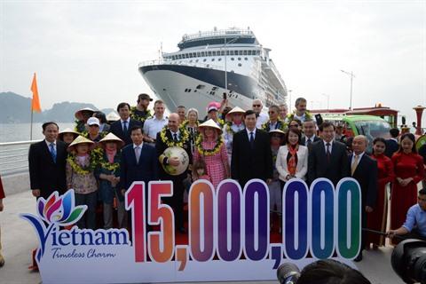 Pour faire du tourisme un secteur économique de pointe