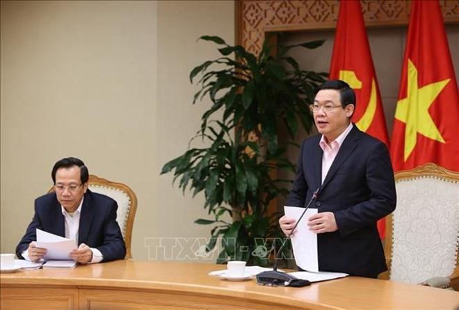 Le vice-PM Vuong Dinh Huê: accélération de l'édification de la Nouvelle ruralité