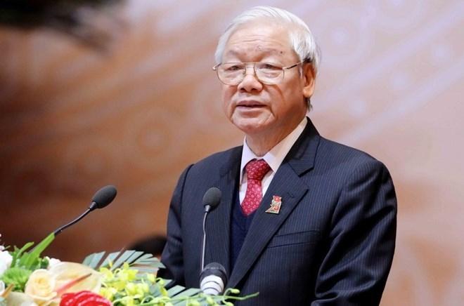 Vietnam-Suède : échange de messages de félicitations