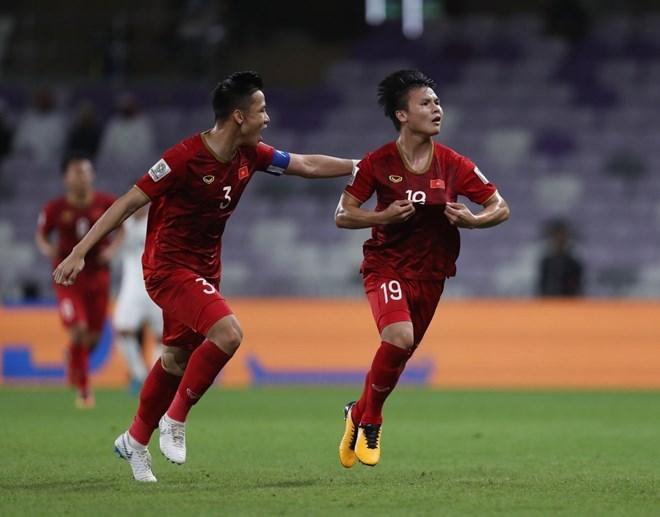 Asian Cup 2019: le Vietnam bat le Yémen avec le score 2-0