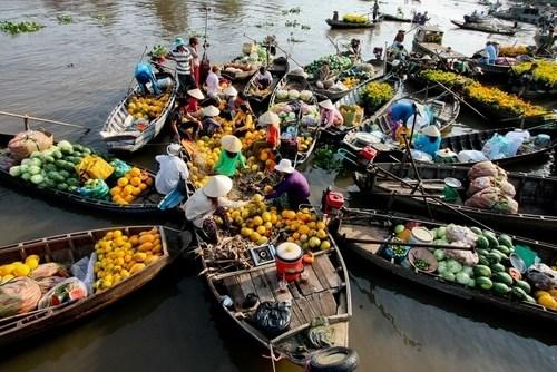 Le secteur du tourisme de Tien Giang va prendre son envol