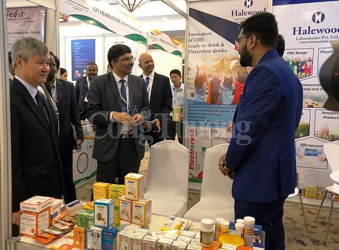 Le marché pharmaceutique du Vietnam séduit les entreprises indiennes