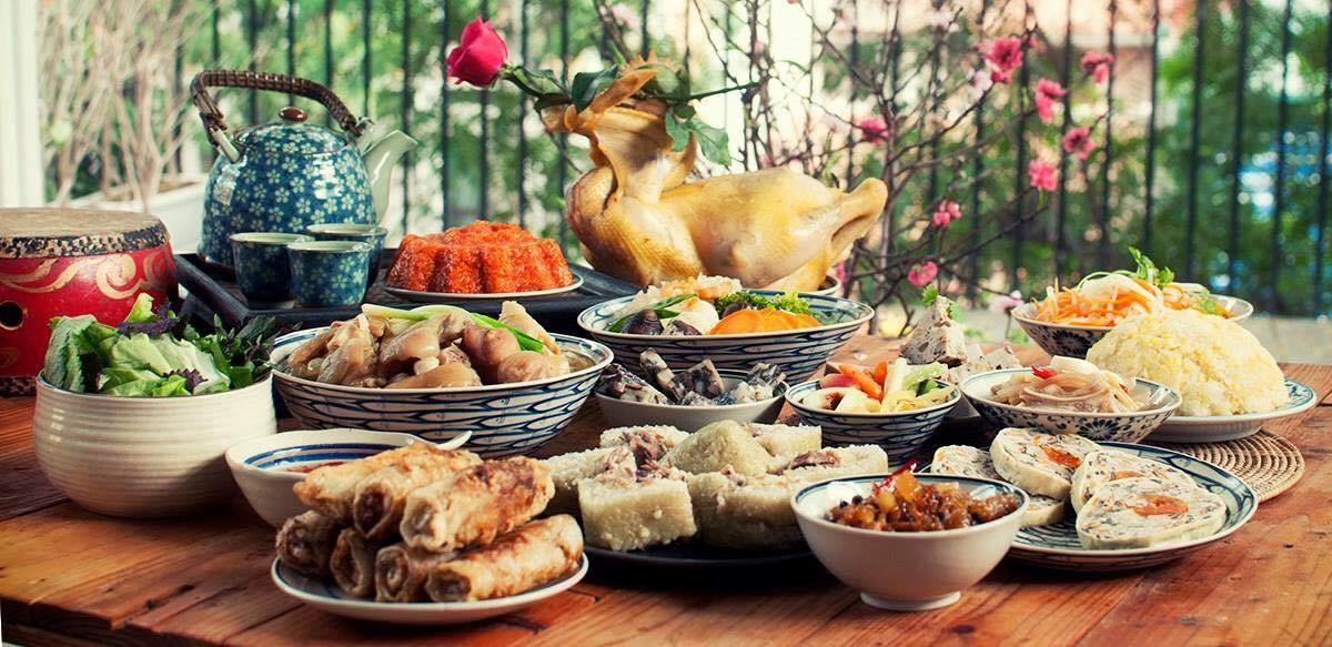 Le Têt traditionnel des hanoïens