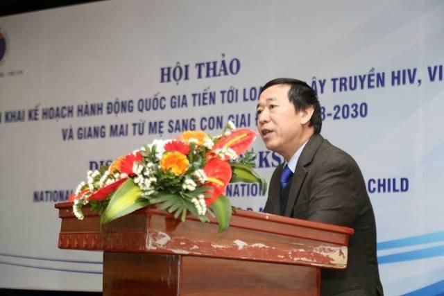 Le Vietnam s'efforce d'éliminer la transmission mère-enfant du VIH, de l'hépatite B