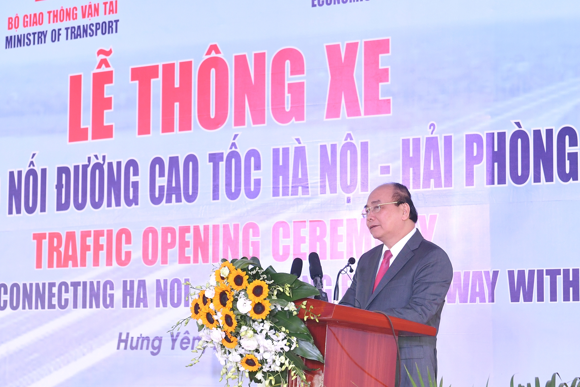 Nord: ouverture au trafic du pont Hung Hà reliant Hung Yên à Hà Nam