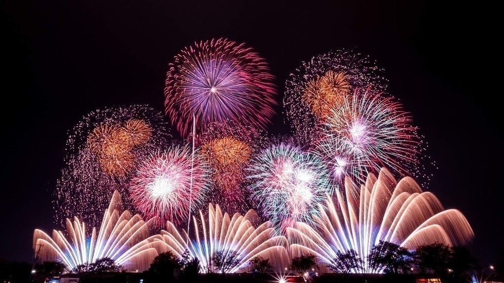 Les sites de tir de feux d'artifice pour le Têt traditionnel 2019