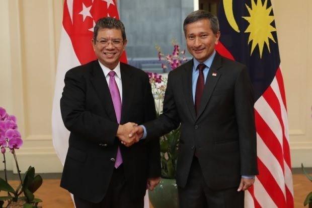 Singapour et Malaisie s