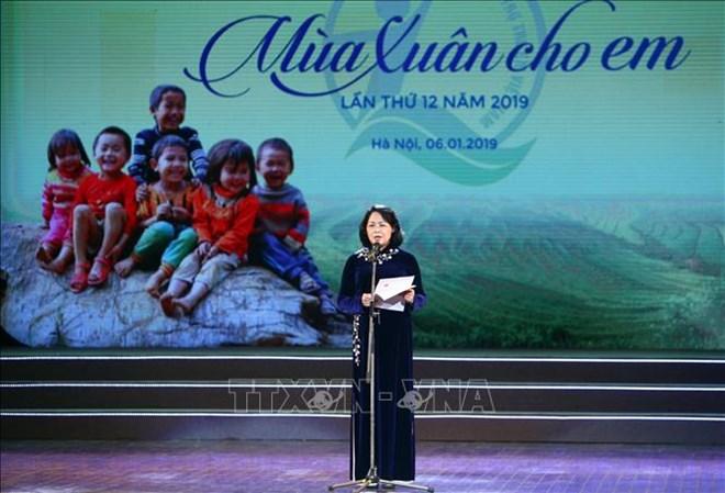 """La 12ème édition du programme artistique """"Un printemps pour toi"""" à Hanoï"""