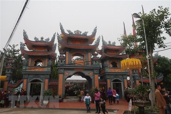 Restauration d'une pagode majeure dans la province de Hai Duong