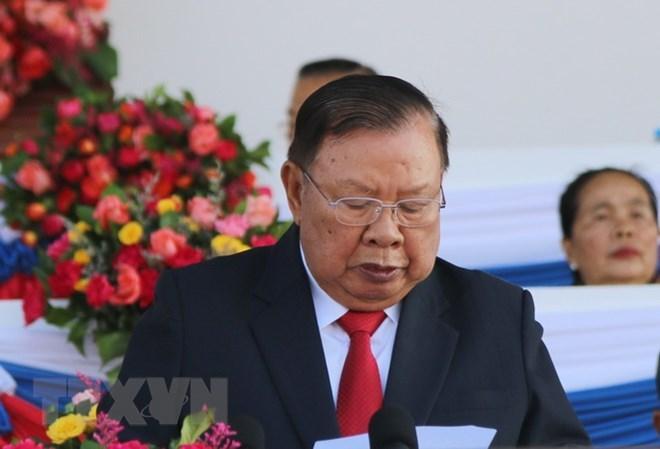 Le Laos célèbre le 70e anniversaire de la fondation de son armée