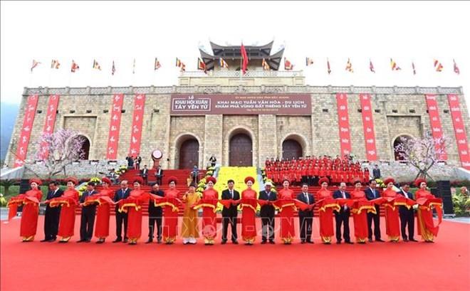 Ouverture de la Semaine culturelle et touristique de Bac Giang