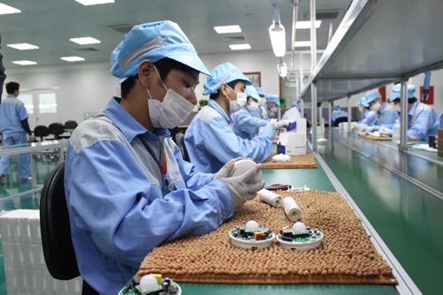 L'économie vietnamienne démarre 2019 en fanfare